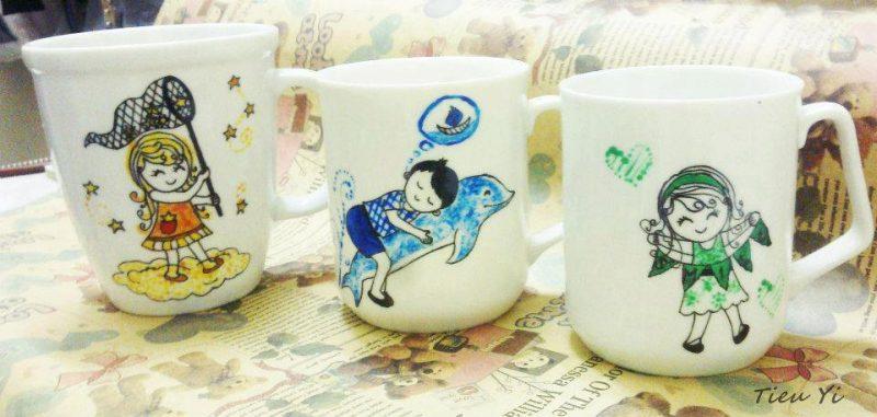 Quầy Handmade – Ngày Hội Chung Tay Góp Sách