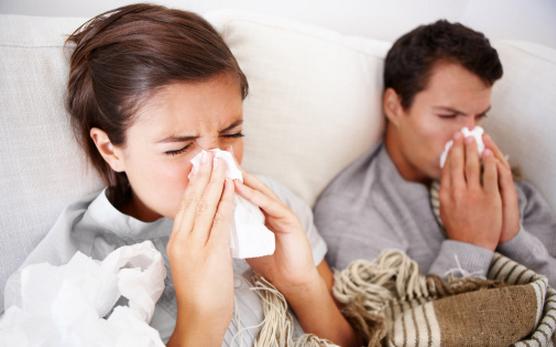trị cảm cúm bằng phương pháp dân gian