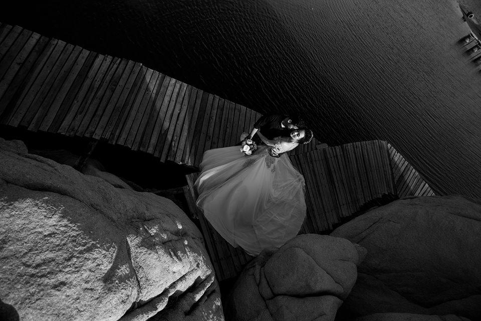 kinh nghiệm chụp hình cưới hồ cốc