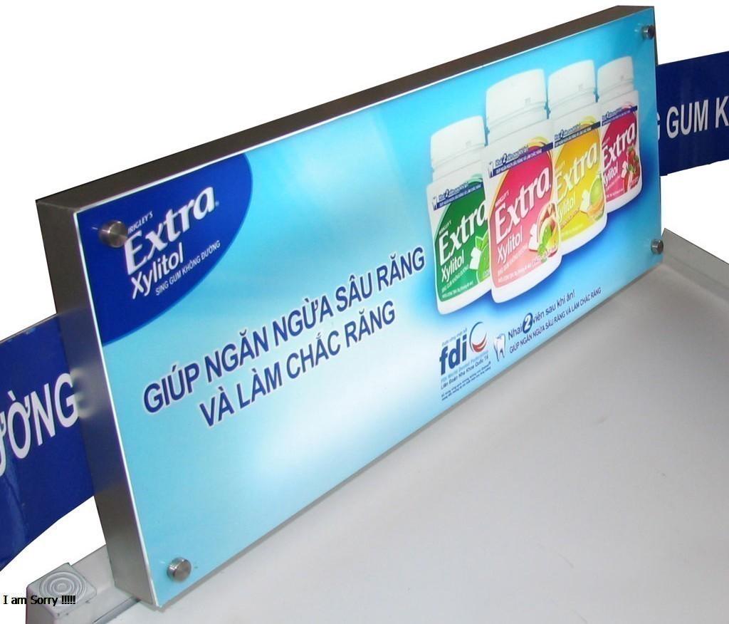 Giá làm bảng hiệu quảng cáo