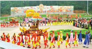 Nghi lễ của người dân chuẩn bị cho ngày Giỗ Tổ Hùng Vương hàng năm